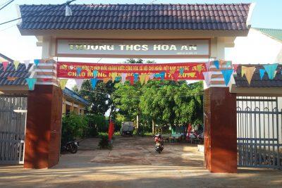 LỄ KHAI GIẢNG NĂM HỌC 2017-2018 TRƯỜNG THCS HOÀ AN