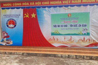 Kỷ niệm 90 năm ngày thành lập TNCS Hồ Chí Minh